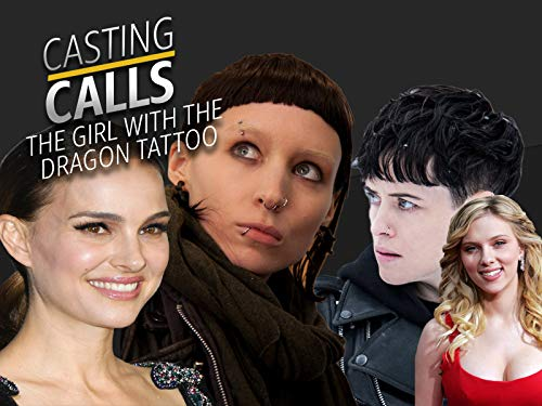 'The Girl with the Dragon Tattoo' Franchise (The Girl With The Dragon Tattoo Language)