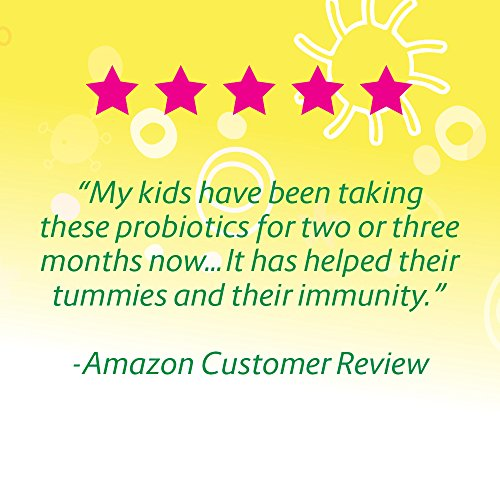 Culturelle Kids Packets Daily Probiotic Supplement | Helps Support a Healthy Immune & Digestive System* | For Children Age 1+ | #1 Pediatrician Recommended Brand | 30 Single Packets by Culturelle (Image #4)