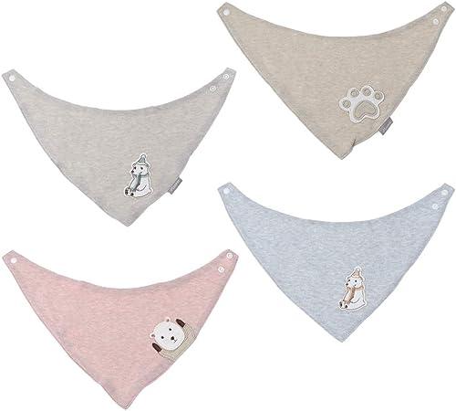 XTYaa - Pañales de algodón para bebé, diseño de bandana triangular ...