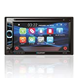 Blaupunkt SEATTLE 660 6.2-Inch In Dash Touch Screen Multimedia Car Stereo Receiver with Bluetooth