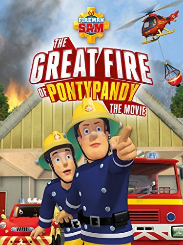 Fireman Sam: The Great Fire of Pontypandy (Short Moral Story On Value Of Time)