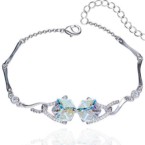 SILYHEART Fashion Bracelet Swarovski Crystals product image