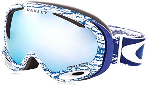 Oakley OO7044-29 A-Frame 2.0 Eyewear, Sheridan Navy, Blue Iridium - Oakley List Sunglasses
