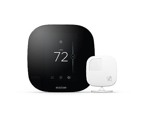 ecobee3 Smarter - Termostato Wi-Fi con sensor remoto: Amazon ...