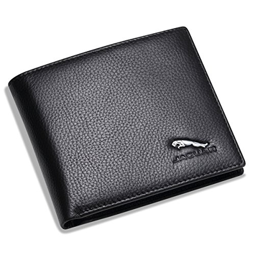 Jaguar Bifold Wallet with 3 Credit
