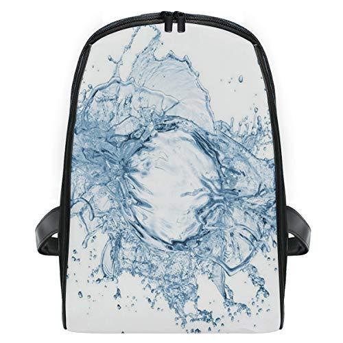 Water Drops School Backpack For Girls Kids Kindergarten School Bags Child Bookbag