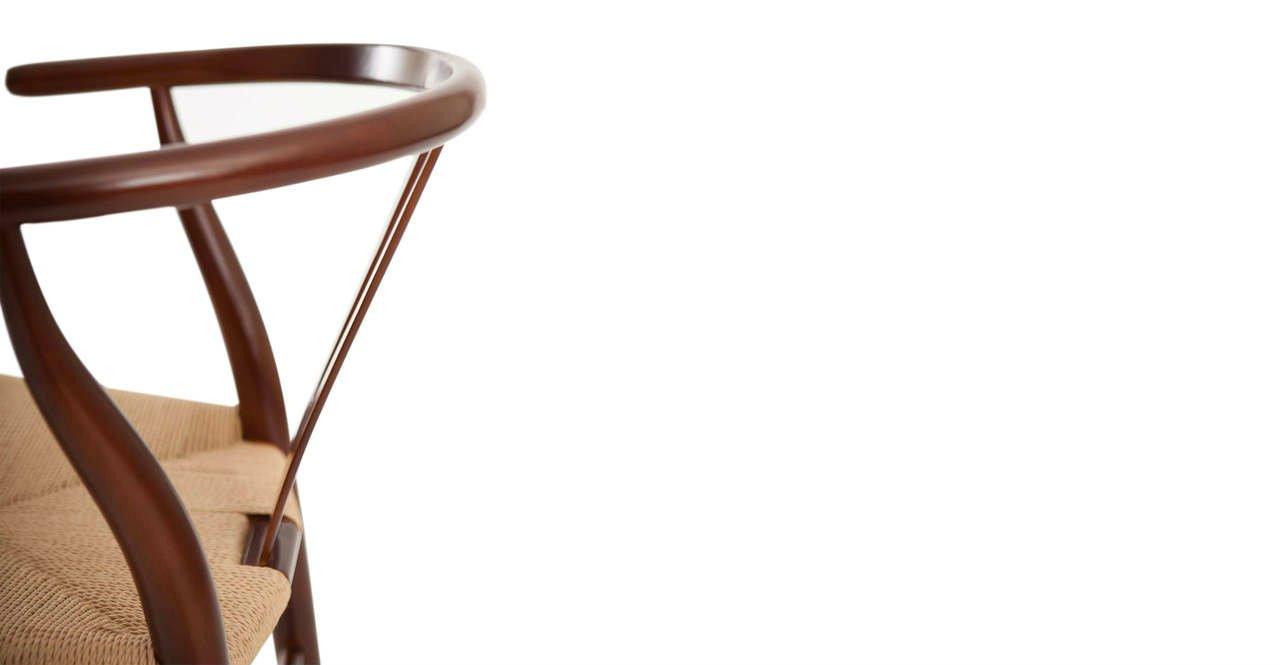 Amazon.com: kardiel Wegner estilo Wishbone y silla de ...