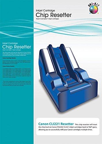 Universal Brand: Chip Resetter for Canon CLI-221 / PGI-220