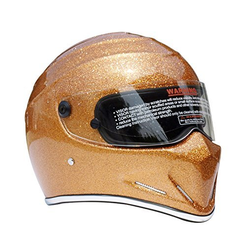 Parent X-Small, Blue CRG Sports ATV Motocross Motorcycle Scooter Full-Face Fiberglass Helmet DOT Certified ATV-1