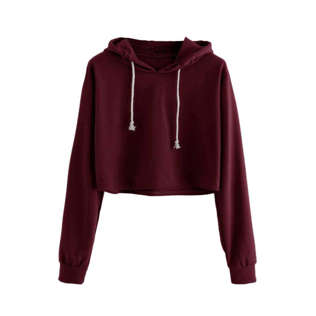 [S-XL] T-Shirt à Manches Longues et col en V pour Femme avec imprimé Patchwork décontracté décontracté Haut d'automne