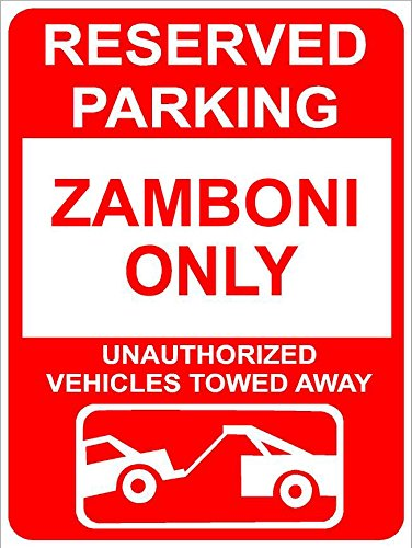 9x12-aluminum-zamboni-reserved-parking-only-family-name-novelty-sign-wall-decor