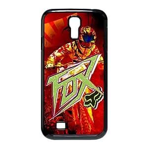 Custom Design Fox Racing Wild Color SamSung Galaxy S4 I9500 Full Case WANGJING JINDA
