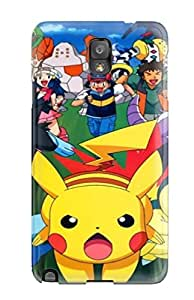 Cleora S. Shelton's Shop New Style Cute Appearance Cover/tpu Pokemon Case For Galaxy Note 3 8515852K27523863