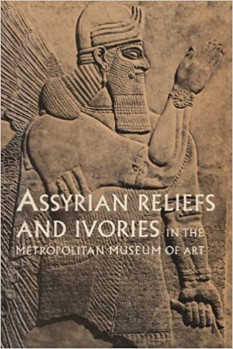 Livre téléchargement gratuit pour Android Assyrian Reliefs and Ivories in The Metropolitan Museum of Art: Palace Reliefs of Assurnasirpal II and Ivory Carvings from Nimrud by Crawford, Vaughn Emerson, Harper, Prudence O., Pittman, Holl (2012) Paperback