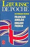 Poche Francais-Anglais - Anglais-Francais 9782034011139