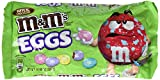 M&M's Milk Chocolate Candy Speckled Eggs Easter Blend, 10.9 Ounce Bag (Pack of 6)
