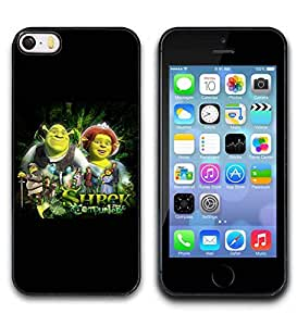 Iphone 5 5s Funda Funda Case Unique Shrek Print Photo Hard Back Shell Protector for Boys Snap on IPhone 5 5s