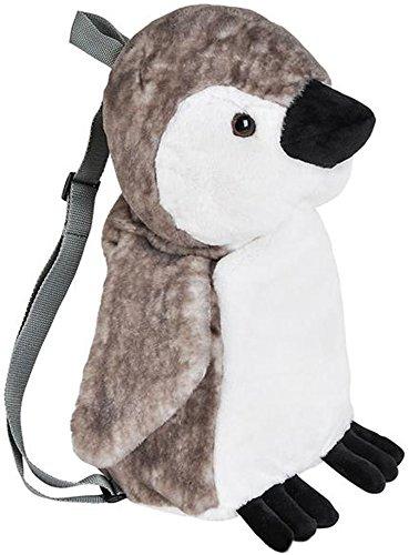 Wildlife Tree Kids 20 Inch Baby Penguin Animal Backpack - Soft Stuffed Animal Small Plush Backpack
