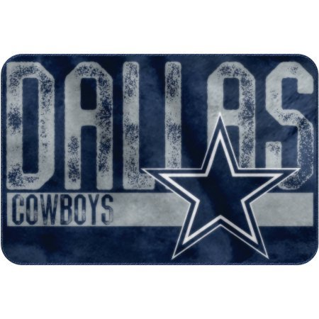 - Northwest NFL Dallas Cowboys Worn Out Mat, 20