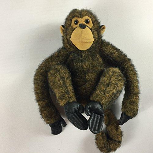 Chimpanzee Plush Vintage Monkey Long Arms 80s 90s Stuffed 12