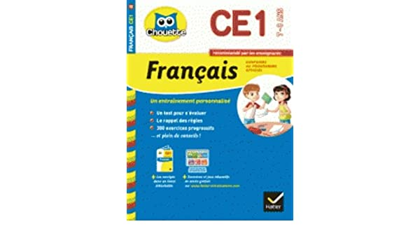 Collection Chouette - Francais: Francais CE1 (7-8 ans): 9782218970115: Amazon.com: Books