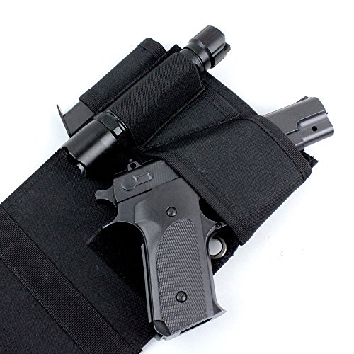GVN Under Mattress Bed Gun Holster Tactical Adjustable