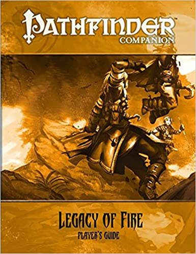 Pathfinder Legacy Of Fire Pdf