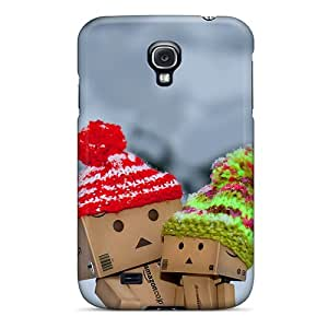 Galaxy S4 Case, Premium Protective Case With Awesome Look - Danbo Winter