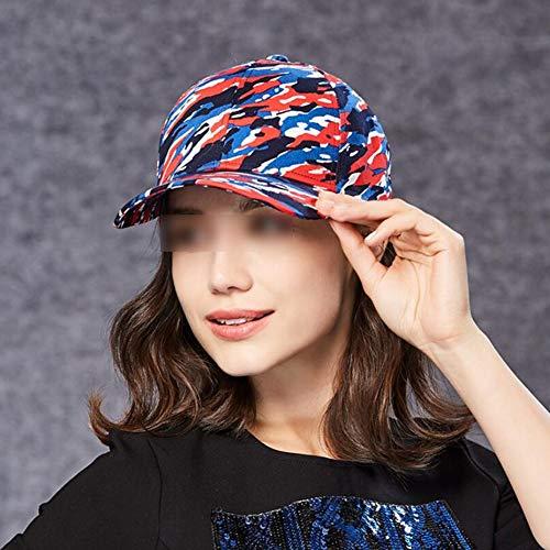 Mujer Dama Para Ajustable El Elegante color La hat Red Gorra Regalo Azul Cap Casual Visor De Tamaño Ging Sol Metro Algodón Hat Sombrero ZgUYnqZC6