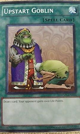 Yu-Gi-Oh! - Upstart Goblin (DEM1-EN014) - Demo Pack ...