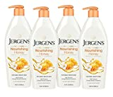 Jergens Nourishing Honey Dry Skin Moisturizer, 16.8 Ounces (Pack of 4) (Packaging May Vary) Review