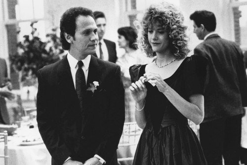 Billy Crystal and Meg Ryan in When Harry Met Sally... 24x36 Movie Poster by Silverscreen