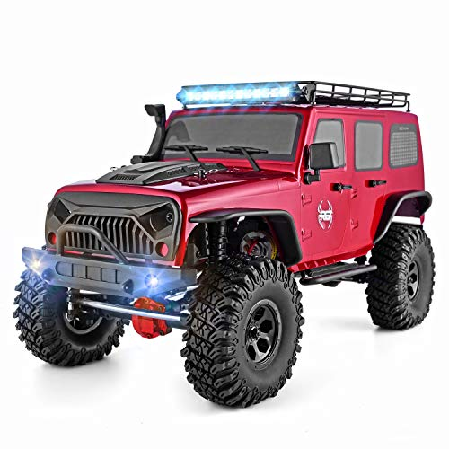 RGT RC Crawler 1:10 Scale 4wd RC Car Off Road Truc