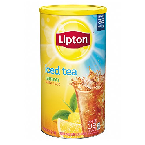 lemon iced tea - 2