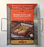 Oversized Fusion Grilling Topper