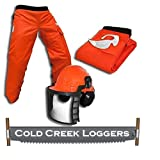 Professional Forestry Cutter's Combo Kit by Cold Creek Loggers