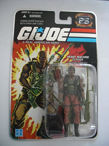 GI Joe Heavy Machine Gunner Roadblock - Comic Series ()