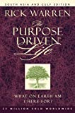 The Purpose Driven Life, Rick Warren, 0310273293