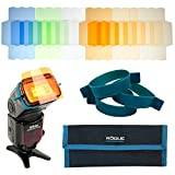 Rogue Photographic Design ROGUEGEL-CC Flash Gels Color Correction Filter Kit
