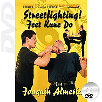 amazon com inosanto jeet kune do streetfighting with weapons dvd