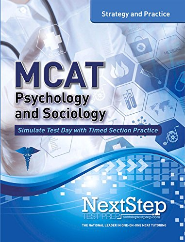 MCAT Psychology and Sociology: Strategy and Practice (MCAT Strategy and Practice)