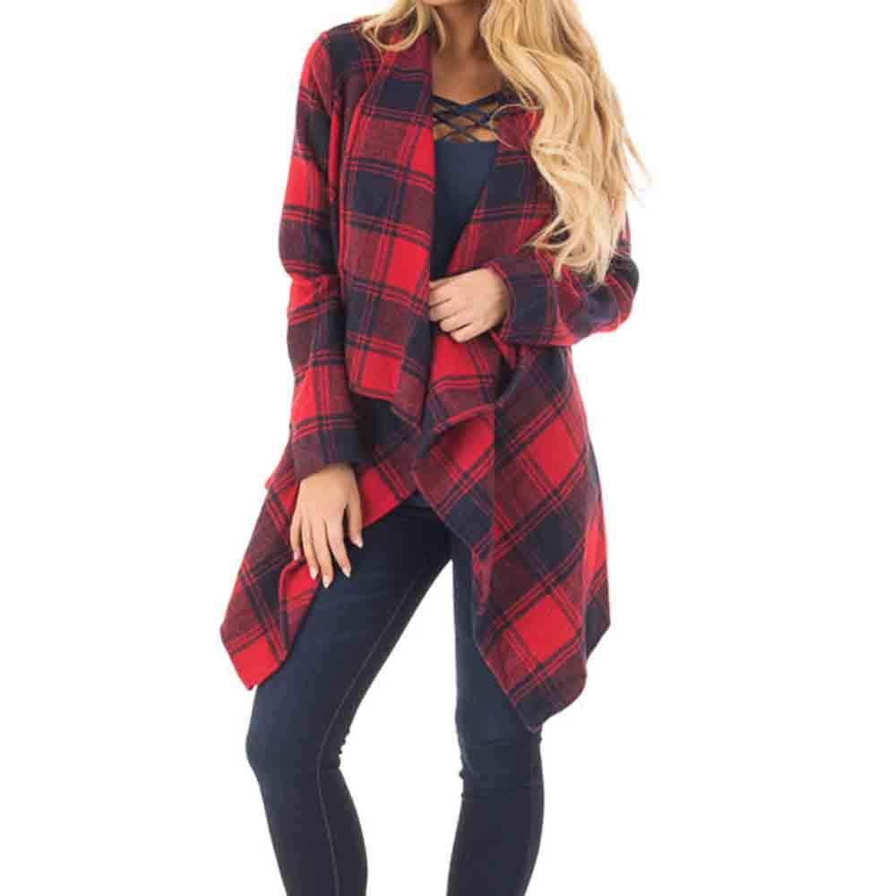 Pull en Tricot Femme CIELLTE Chandail Cardigan Col Irrégulier Sweater Grande Taille Lâche Autumn Hiver Casual Knitwear Hooded Élégant Douce Chic