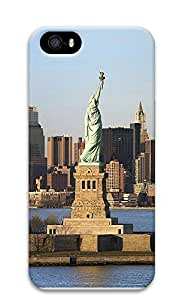 Case For Iphone 6 4.7 Inch Cover Landscapes Statue Liberty 3D Custom Case For Iphone 6 4.7 Inch Cover