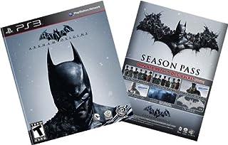 Batman Arkham Origins Digital Bundle: Game + Season Pass - PS3 [Digital Code] (B00GM0602O) | Amazon price tracker / tracking, Amazon price history charts, Amazon price watches, Amazon price drop alerts