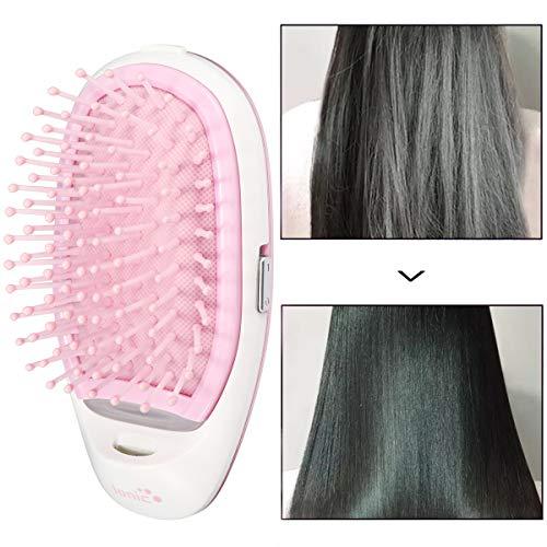 Health & Beauty - Hair Styling Tools - Mini Massage 3D Hair Brush Comb Small from Isali Health & Beauty