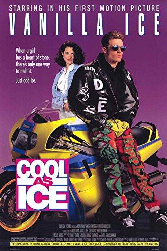 (Cool As Ice Poster Movie 11x17 Vanilla Ice Kristin Minter Michael Gross Sydney Lassick )