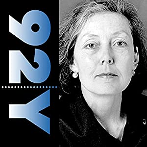 Anne Carson at the 92nd Street Y Poetry Center Speech