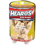 Hearos Ultimate Softness Series Ear Plugs, 14 Pair