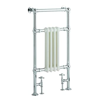 heated towel rack walmart best wall mounted conair home warmer and drying reviews reed chrome white traditional radiator rail