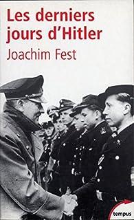 Les derniers jours d'Hitler